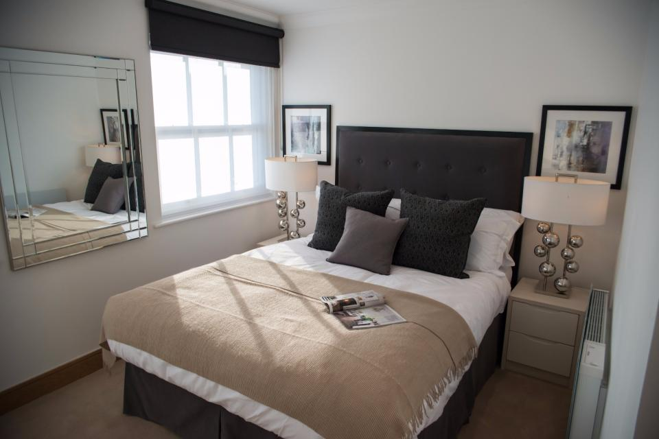 Clarendon Marylebone Apartments - Two Bedroom Apartment - Bedroom