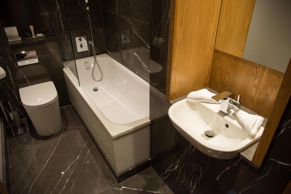 Clarendon Marylebone Apartments - Studio Apartment - Bathroom