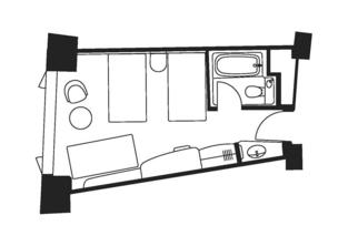 #floorplans Hilton Room