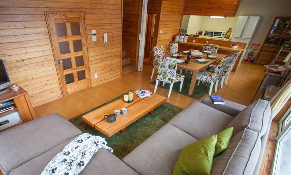 Niseko Accommodation Powder Cottage 3