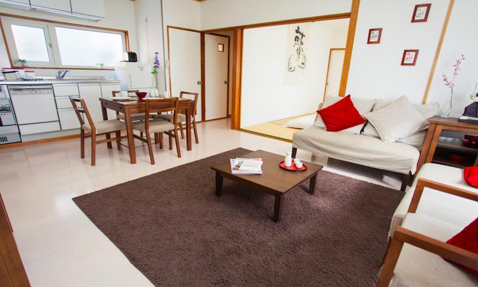 Niseko Accommodation Yume House 6