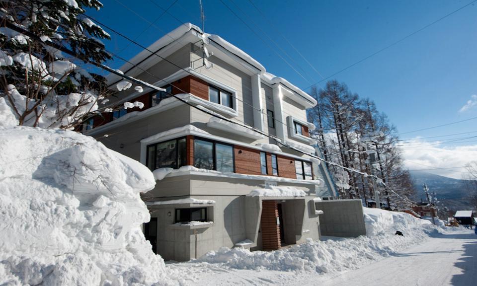 Niseko Accommodation Yutaka townhouse 9