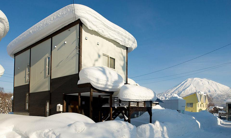 Niseko Accommodation Birch Grove 2