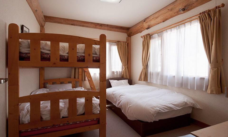 Niseko Accommodation Silver Birch 3