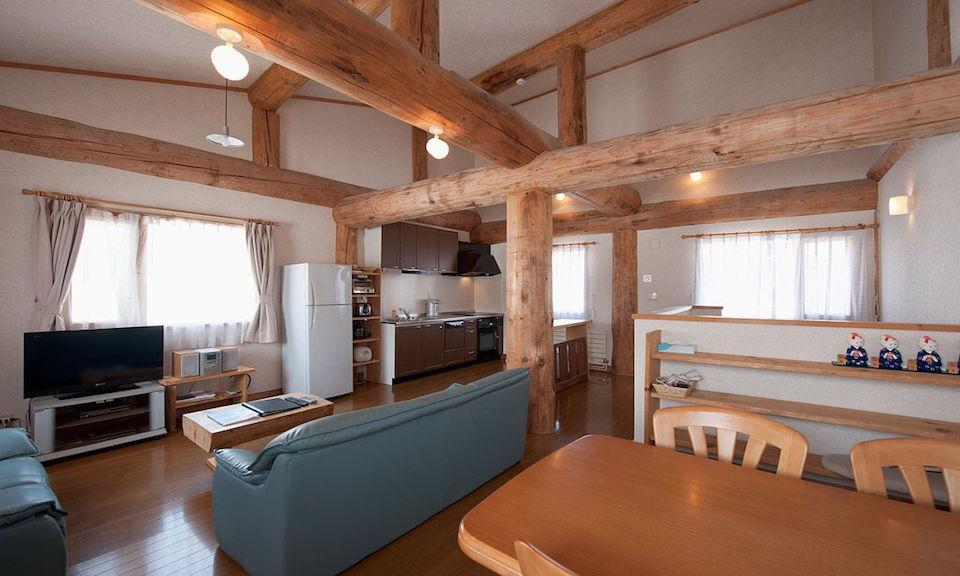 Niseko Accommodation Silver Birch 6