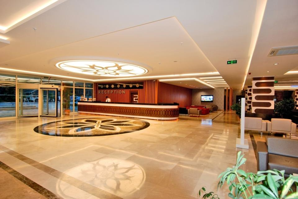 Maya world  belek - Reception.jpg