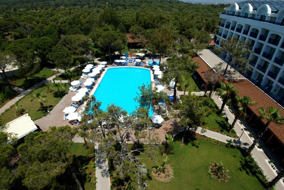 Maya world  belek - Swimming pool.jpg