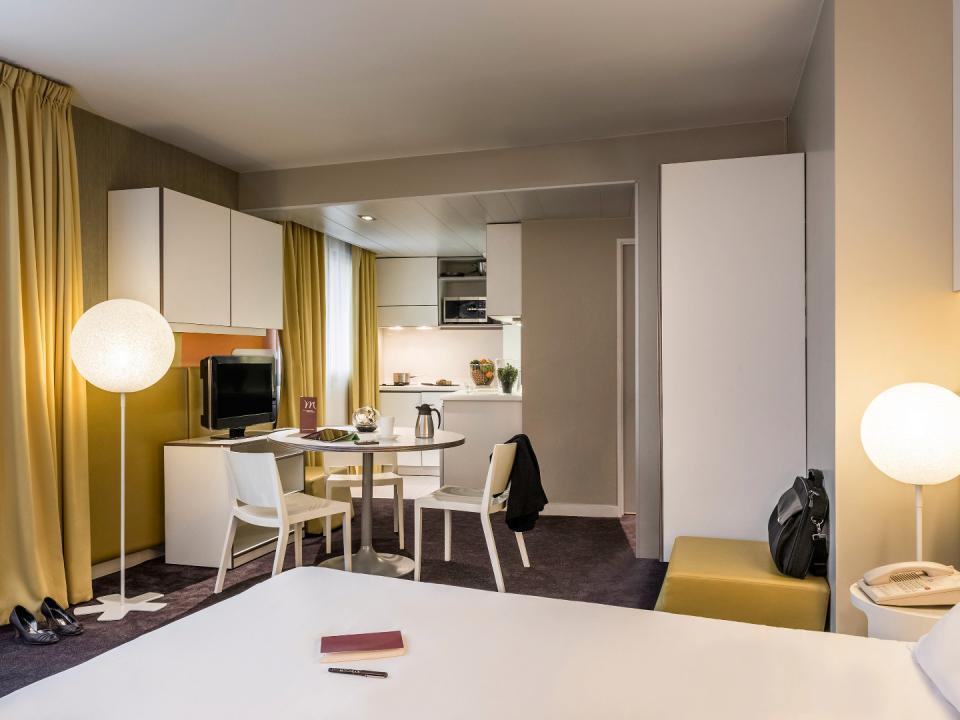 Aparthotel Paris Boulogne