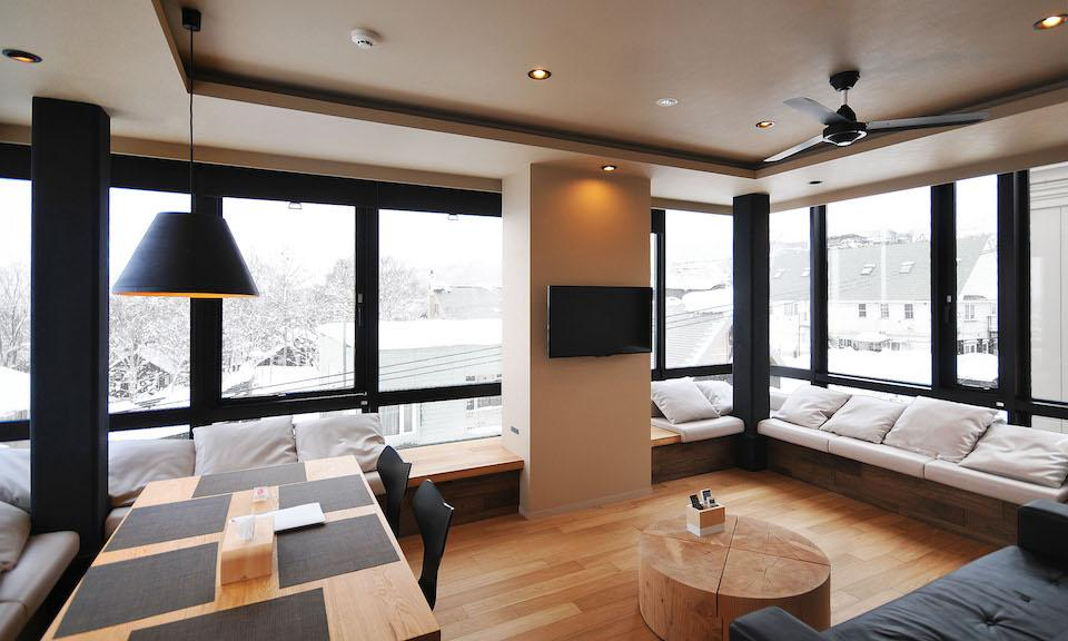 Niseko Accommodation Matthew Suite 1