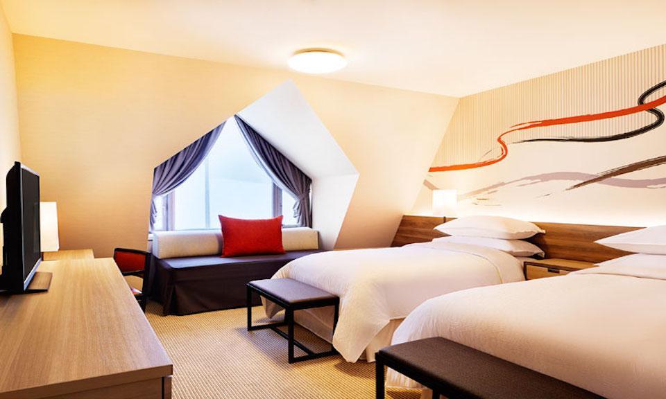Kiroro Sheraton Hotel 1