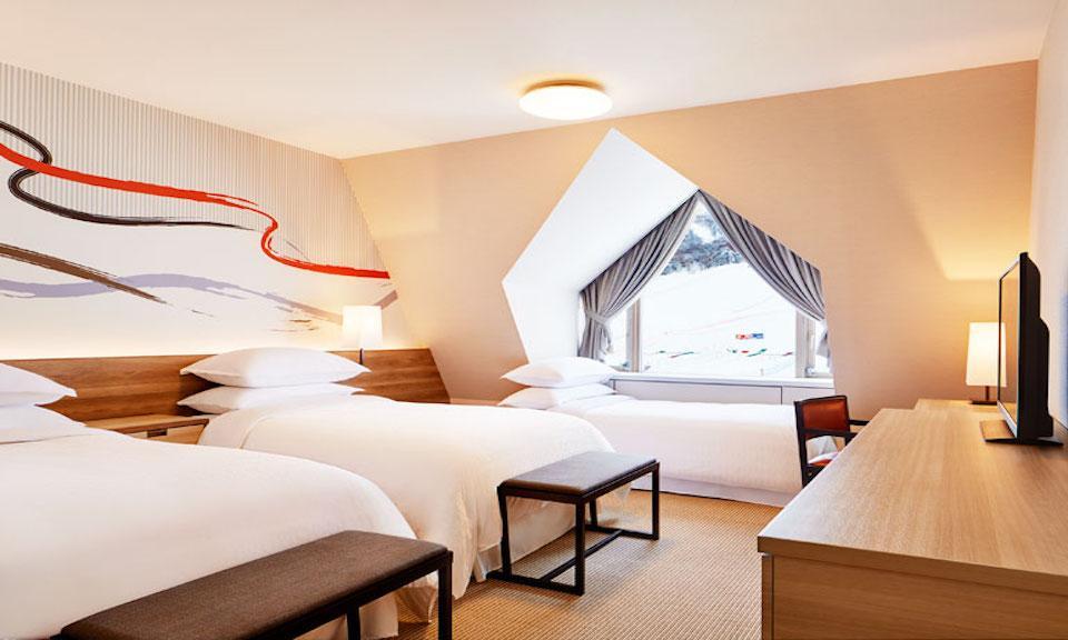 Kiroro Sheraton Hotel 7