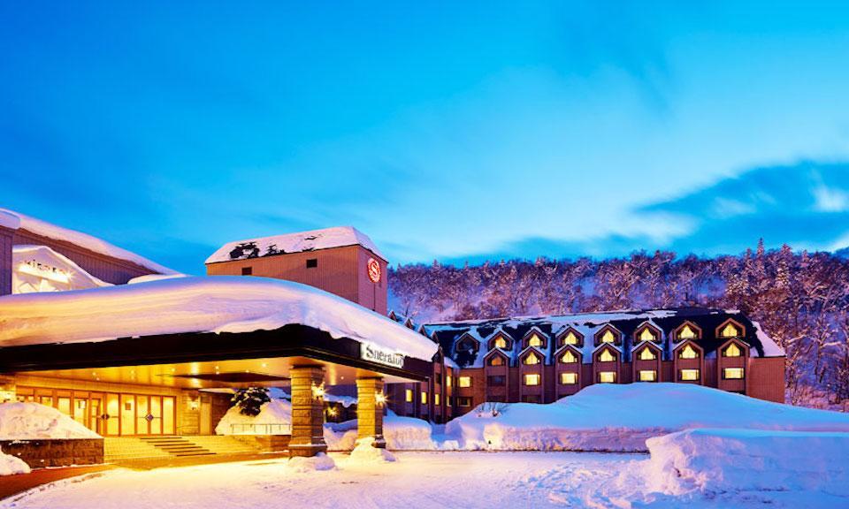 Kiroro Sheraton Hotel 9