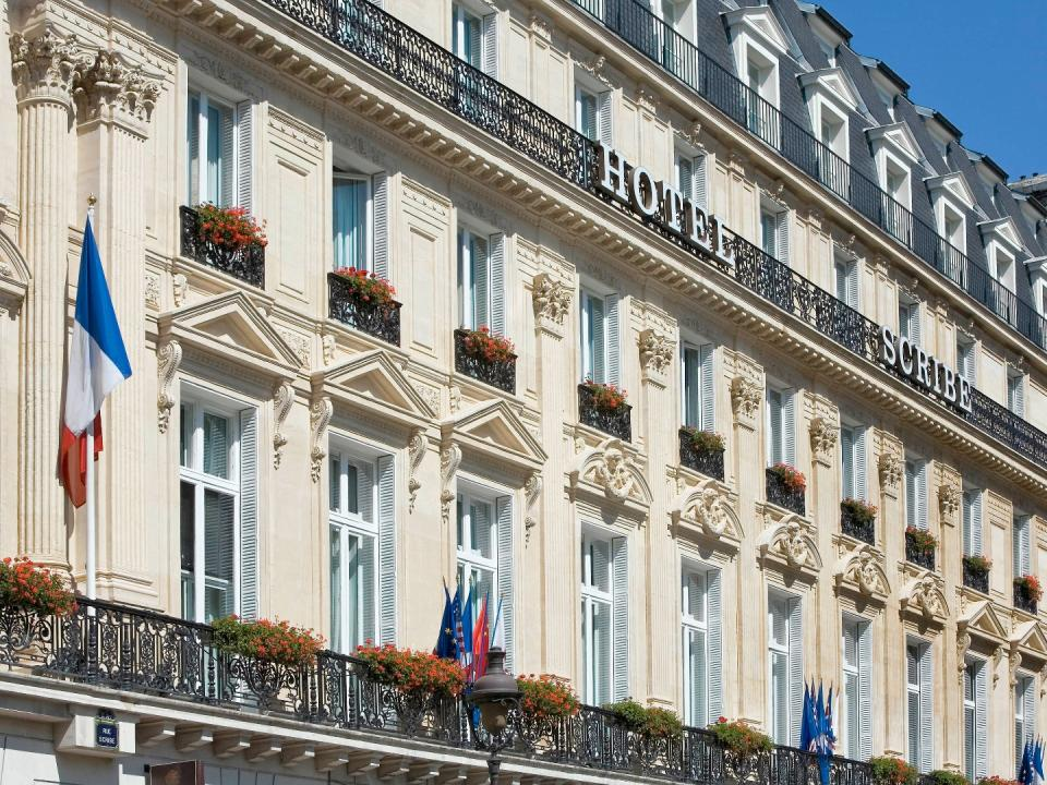 Hotel Scribe Paris managed by Sofitel