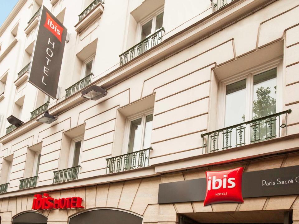 IBIS Paris Sacré Coeur 18ème
