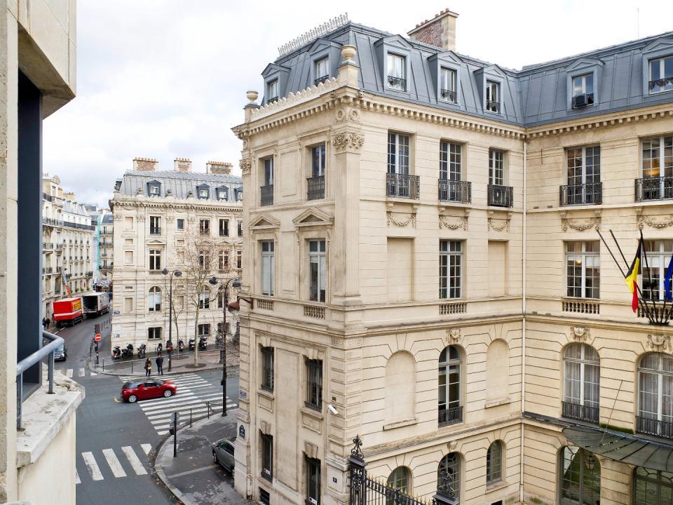 Apparthotel Adagio Access Paris Tilsitt Champs Elysées
