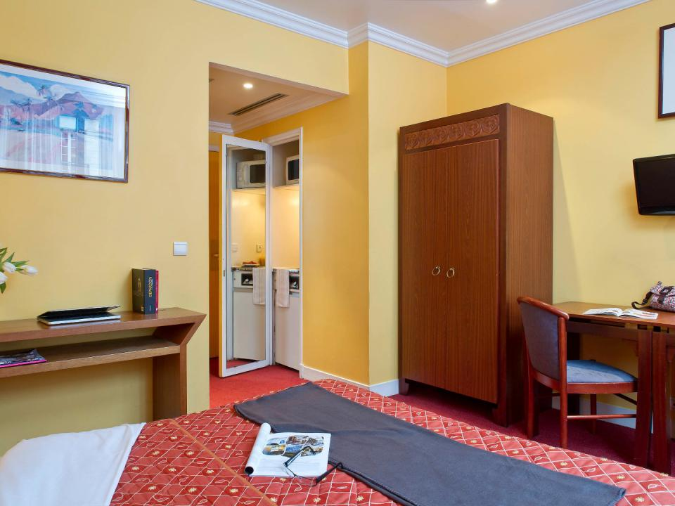 Aparthotel Adagio Access Tilsitt Champs-Elysees