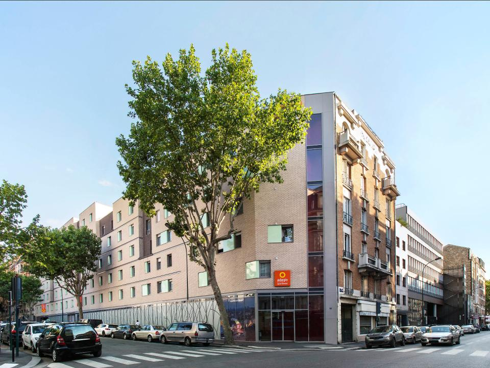 Apparthotel Adagio Access Paris Clichy
