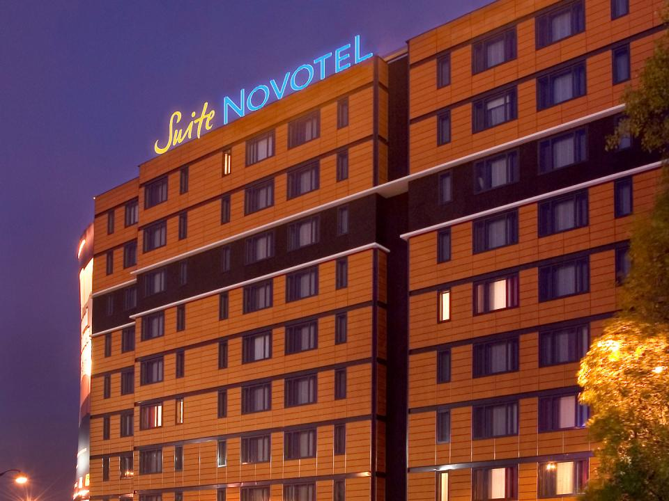Novotel Suites Paris de la Chapelle