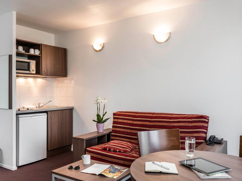 Aparthotel Adagio Access Paris Quai d'Yvry