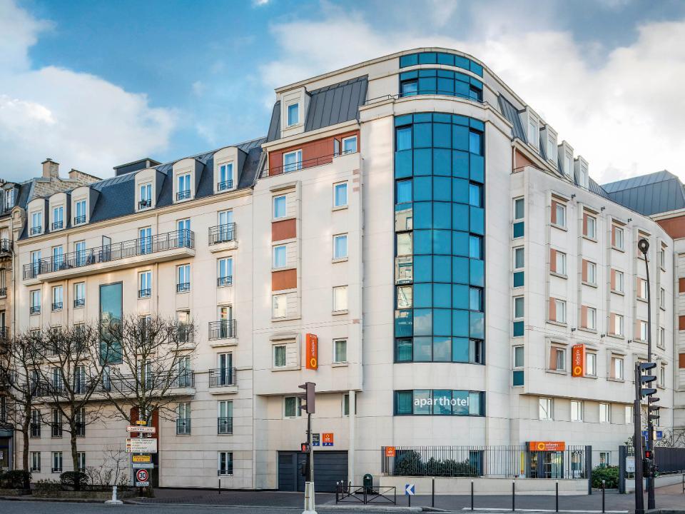Apparthotel Adagio Access Paris Porte de Charenton