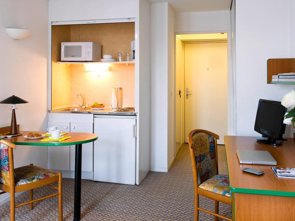 Apparthotel Adagio Access Paris Maisons Alfort