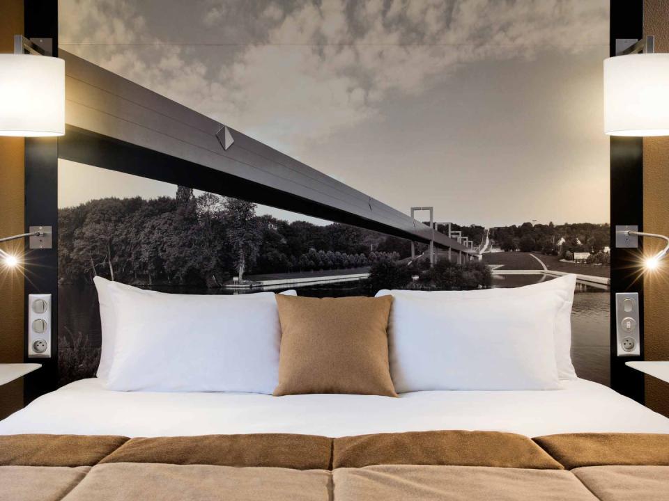 Hotel Merucure Cergy Pontoise Centre