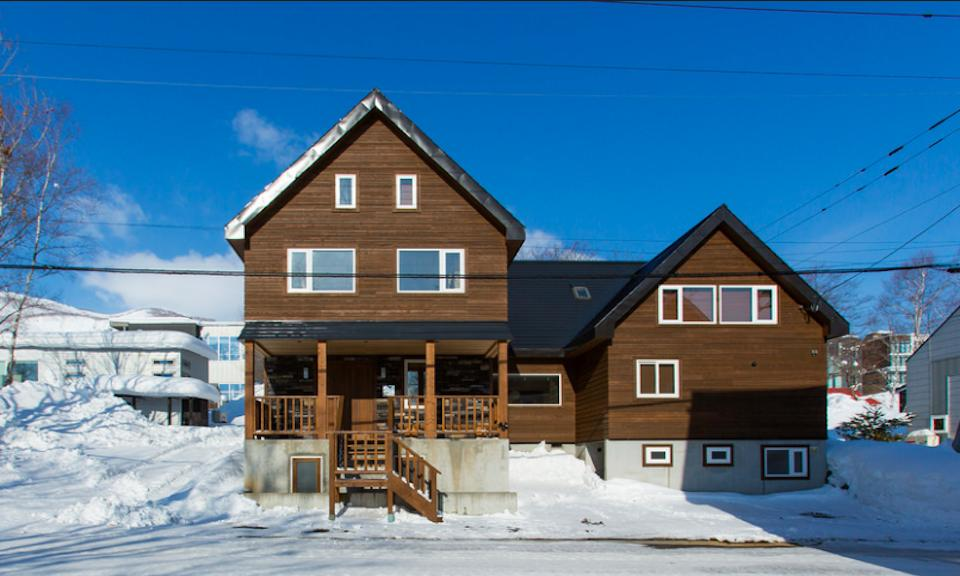Niseko Accommodation Greystone 2