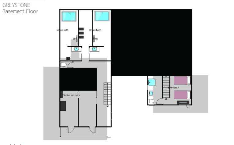 #floorplans Basement