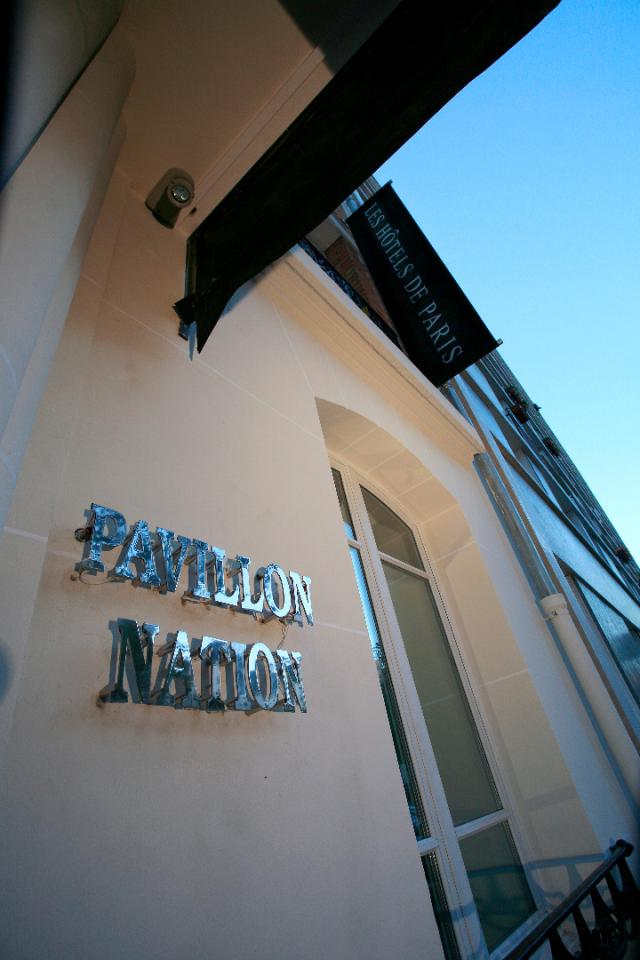 Hotel Pavillon Nation