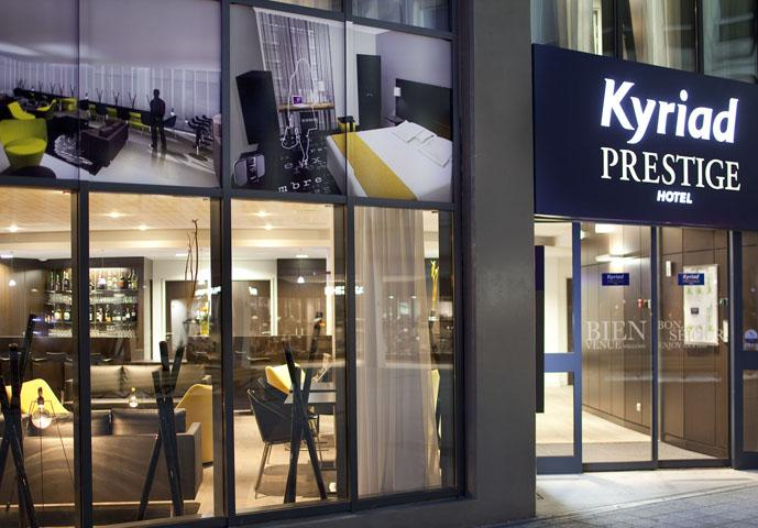 Kyriad Prestige Joinville Le Pont