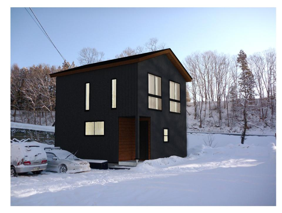 Hakuba Accommodation Mitsu Chalet 1