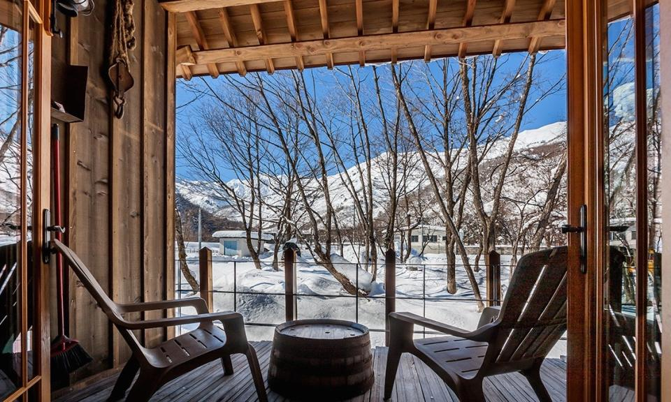 Hakuba Accommodation AGS Chalet 7