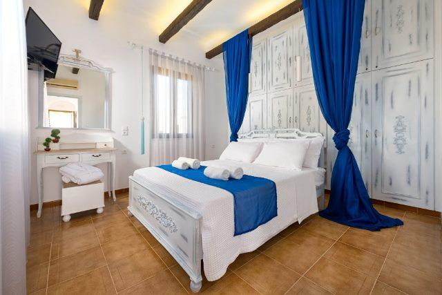 Lindos Diamond - Double bedroom