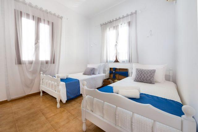 Lindos Diamond - Twin Bedroom