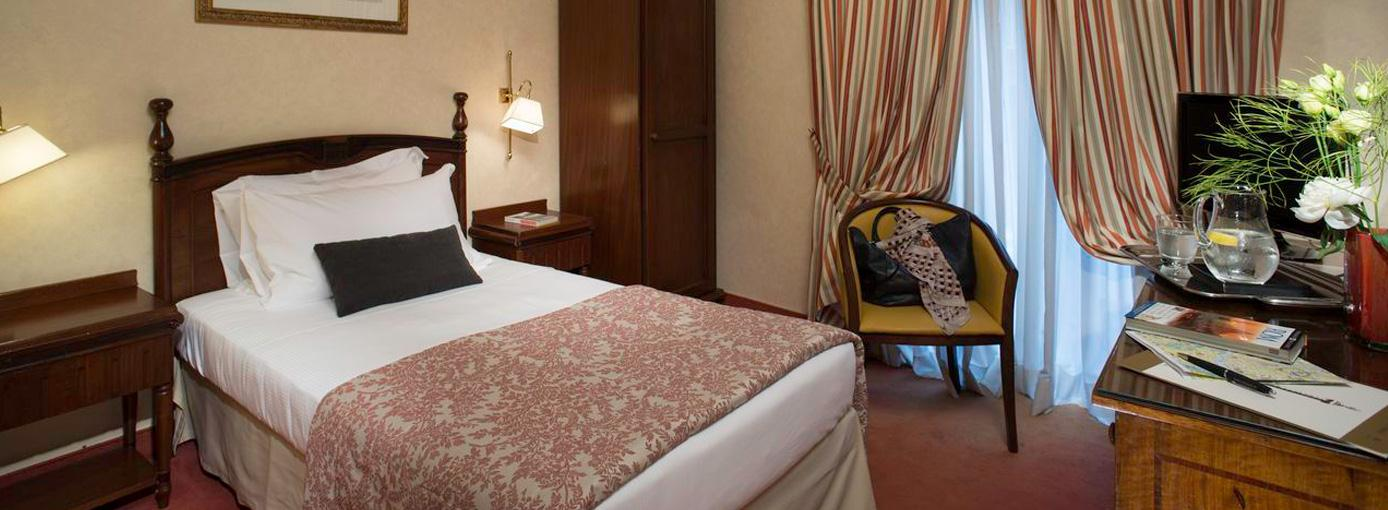 Colonna Palace-Classic Single Room