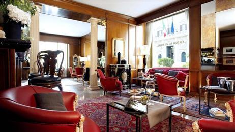 Colonna Palace-Lobby