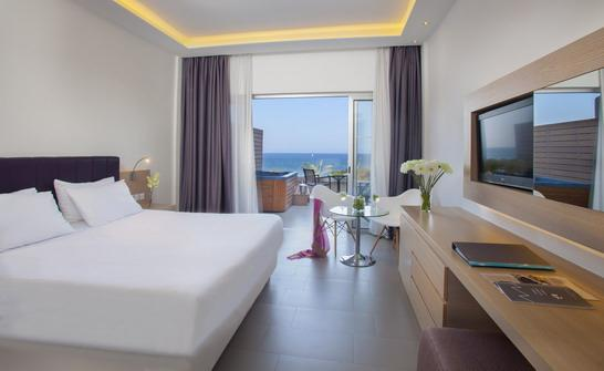 Royal Apollonia Beach-Deluxe Spa Room
