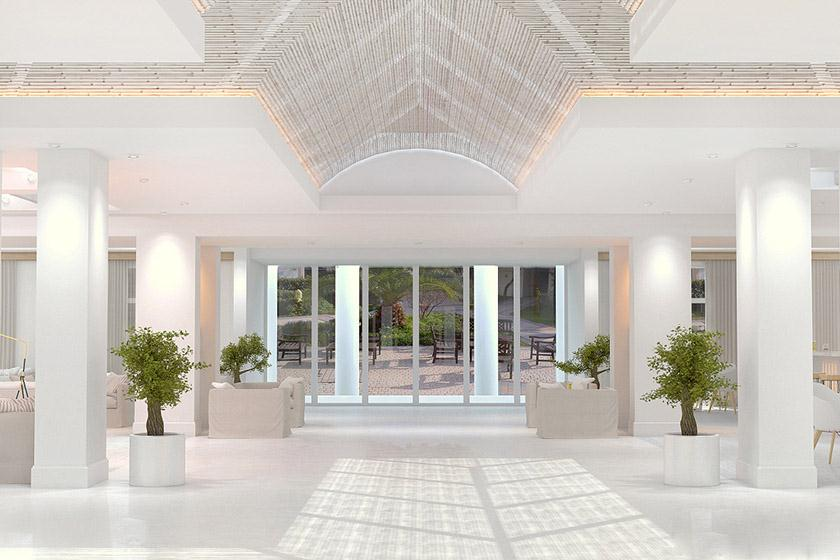 Vera Miramar Resort-Lobby