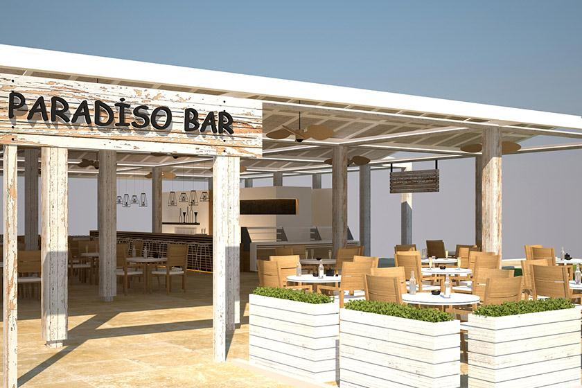 Vera Miramar Resort-Paradiso Bar