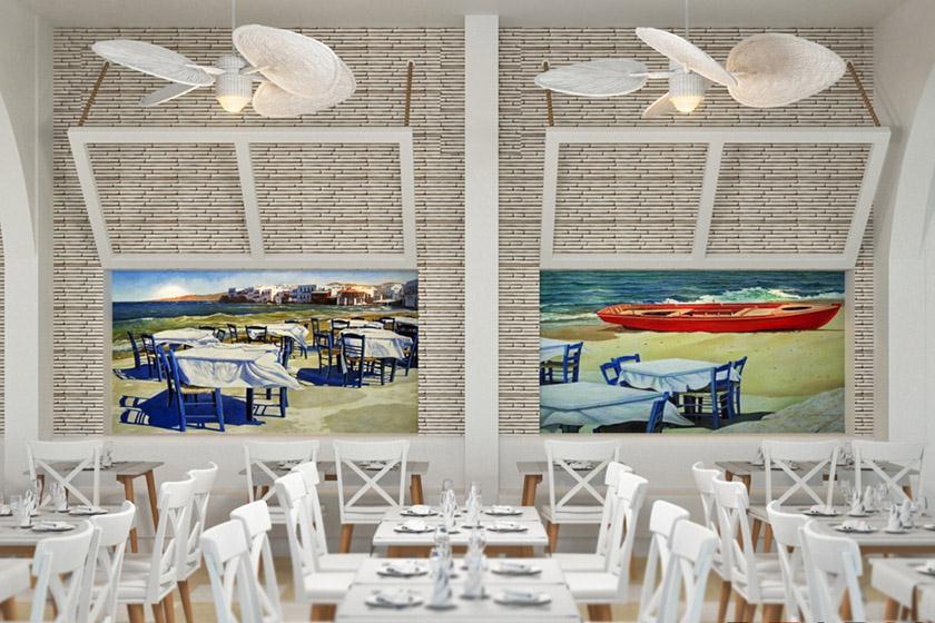 Vera Miramar Resort-Restaurant