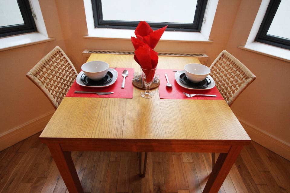 Croydon Serviced Apartments Seating Area