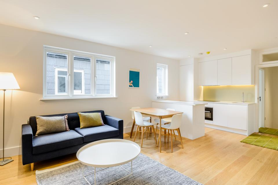 Fulham Road Apartments - Living Area