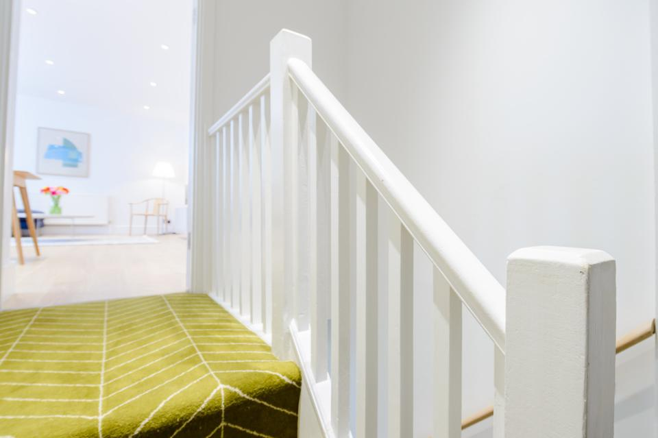 Fulham - Two Bedroom Duplex Staircase