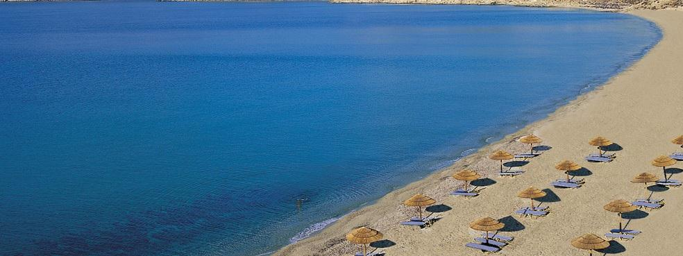 Royal Myconian-Beach