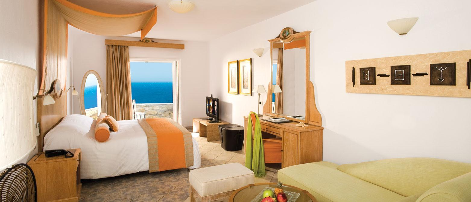 Royal Myconian-Executive Suite with Private Pool