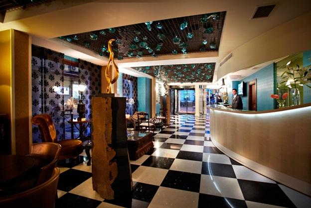Konak Hotel- Istanbul  -Lobby.jpg