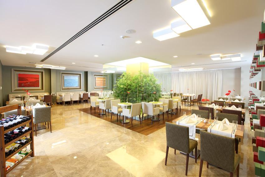 Ramada Plaza - Istanbul - Restaurant.jpg