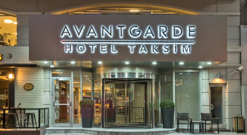 Avantgarde Taksim- Istanbul -Facade.jpg