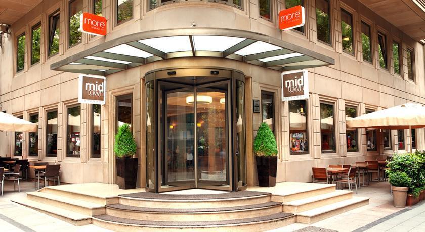Midtown hotel - Istanbul - Facade.jpg