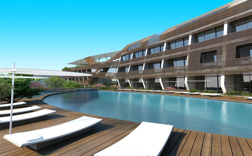 Swissotel Resort, Bodrum Beach-Exterior